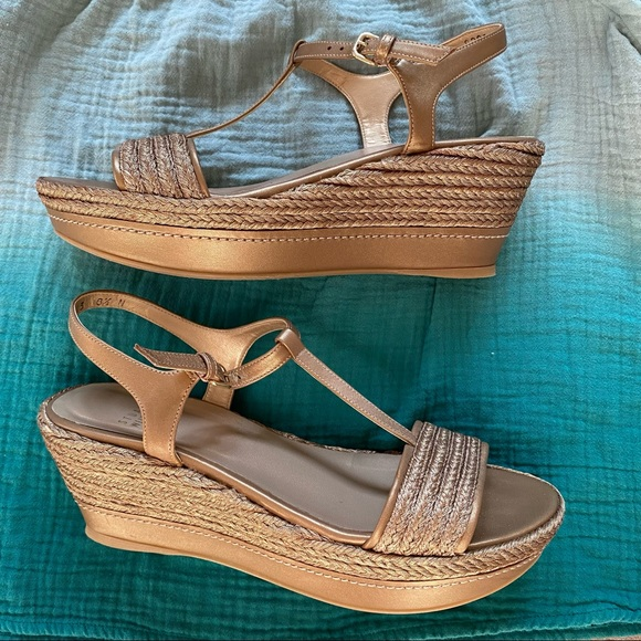 Strappy Sandals form Stuart Weitzman